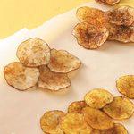 Microwave Potato Chips