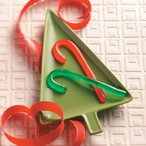 Homemade Candy Canes