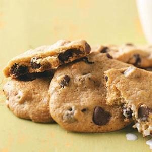 Lactose-Free Chocolate Chip Cookies