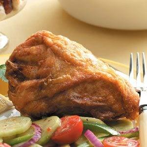 Crispy Lemon-Fried Chicken