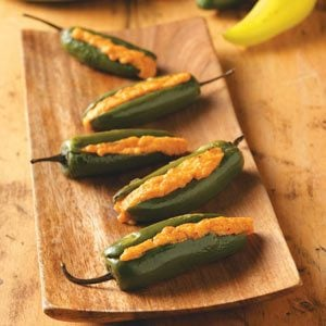 Grilled Stuffed Jalapenos