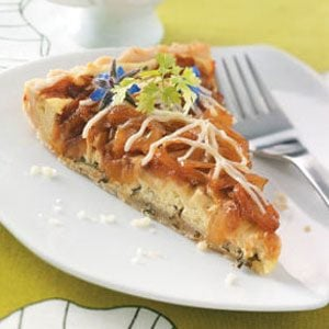 Caramelized Onion Tart