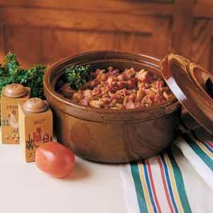 Calico Beans