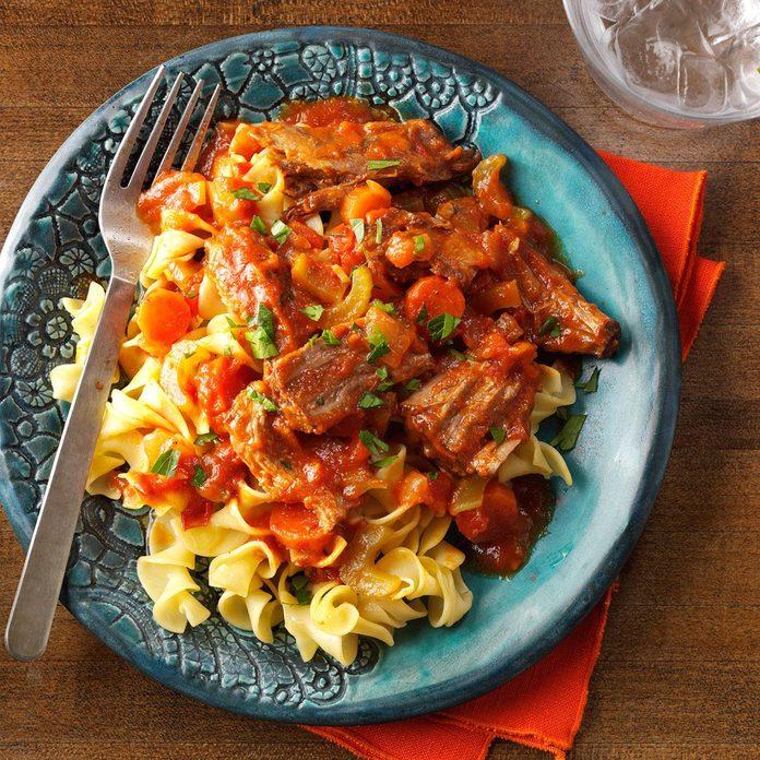 Top-Rated Italian Pot Roast