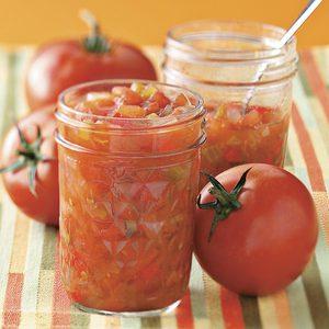 Garden Tomato Relish