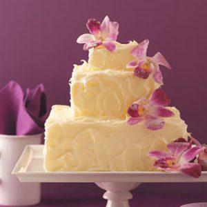 Baby Vanilla Bean Cake