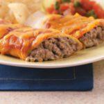Creamy Beef Enchiladas