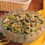 Sesame Asparagus Salad
