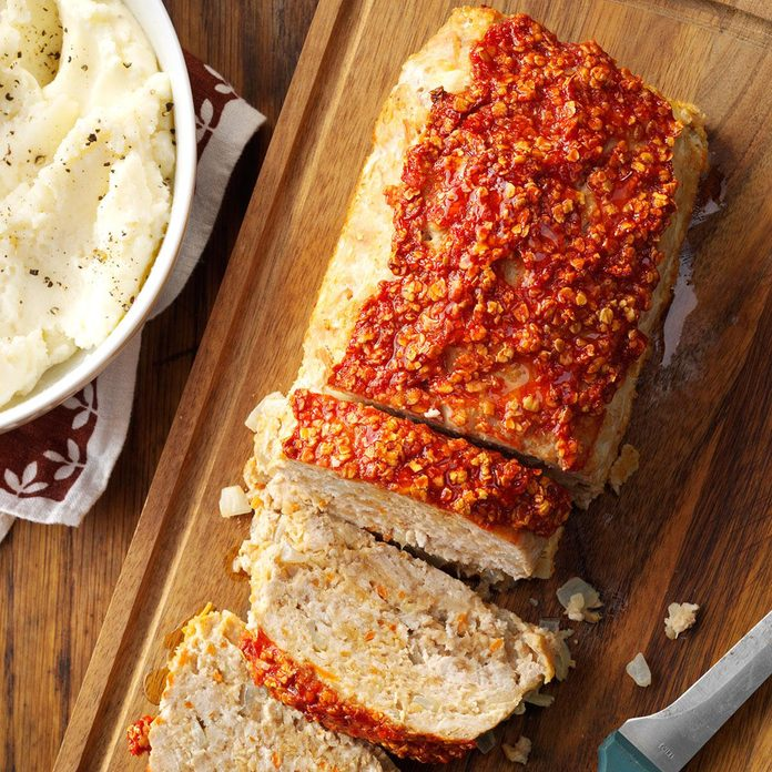 Day 22: Turkey Meat Loaf