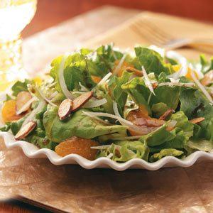 Orange-Shallot Salad
