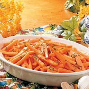 Chive Carrots