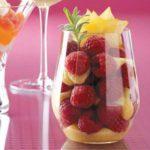 Raspberry Lemon Trifles