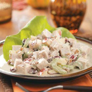 Turkey Waldorf Salad