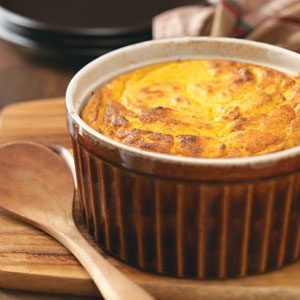Winter Squash Souffle Bake