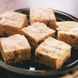 Blondie Nut Bars