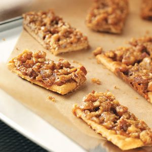 Maple Walnut Crisps