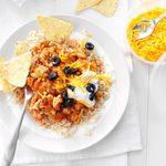 Hearty Turkey & Rice