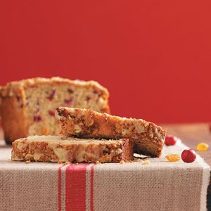 Kelsey's Favorite Cranberry Bread