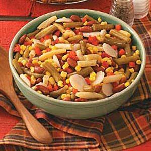Hearty Bean Salad