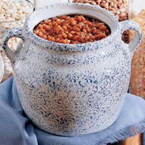Cranberry Baked Beans