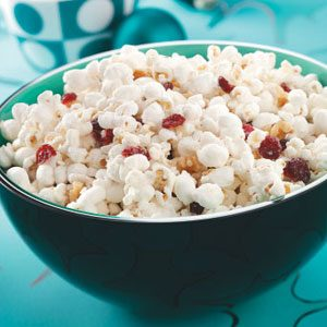 White Chocolate Popcorn Deluxe