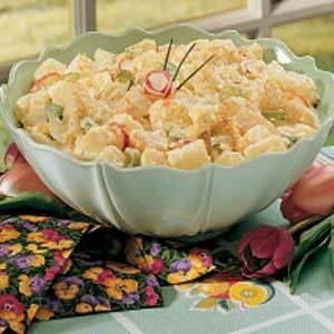 Springtime Potato Salad