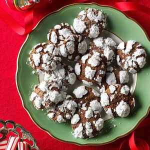 Crackle Cookies