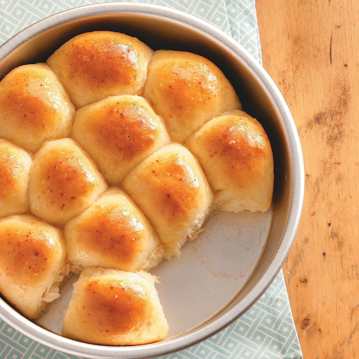 Baker S Dozen Yeast Rolls Recipe Taste Of Home