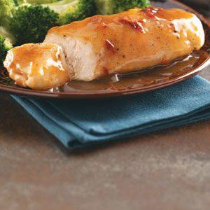 Chipotle-Marmalade Chicken