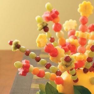 Fresh Fruit Centerpiece