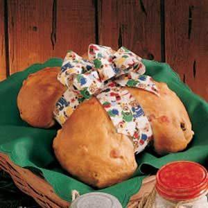 Holiday Ribbon Loaf