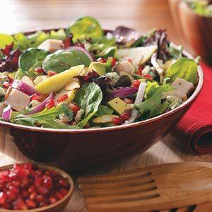 Pear Harvest Salad For 2