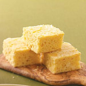 Mexican Cheese Corn Bread