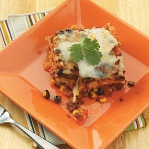 The Best Derned Southwestern Casserole