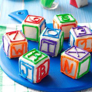 Birthday Blocks