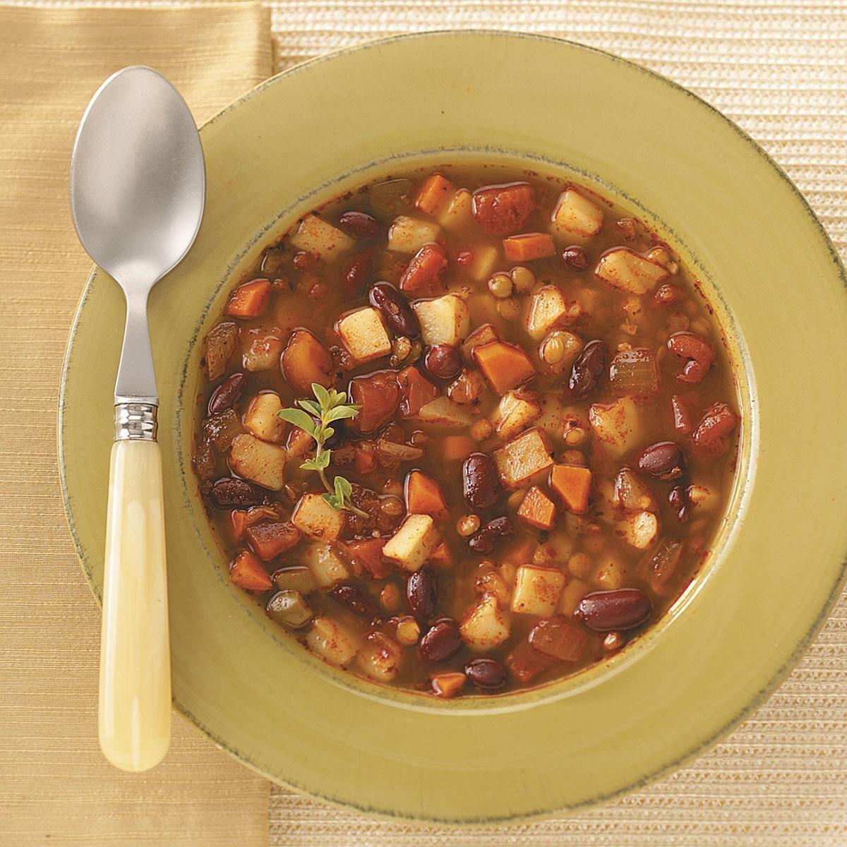 Potato-Lentil Stew