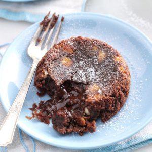 Chocolate Lava Cakes