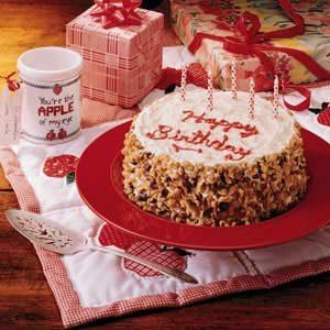 Grandparent's Birthday Cake
