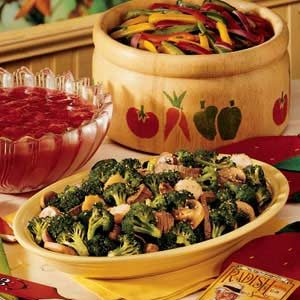 Beef and Broccoli Salad