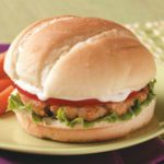 Crab Sandwiches with Horseradish Sauce for Two