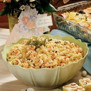 Shrimp and Pasta Salad