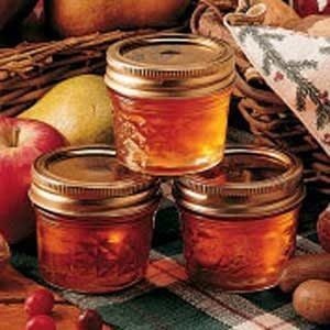 Winter Apple Jelly