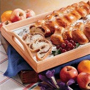 Sausage Cheese Braid