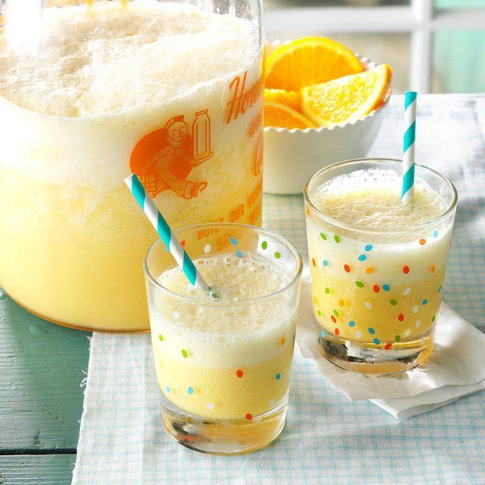 Morning Orange Drink