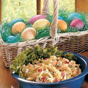 Create Your Own Egg Salad
