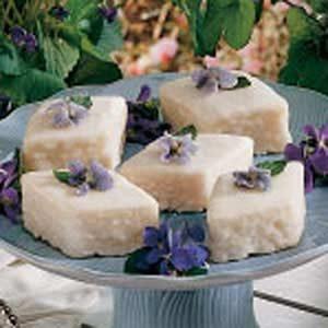 Sugar Glazed Violets