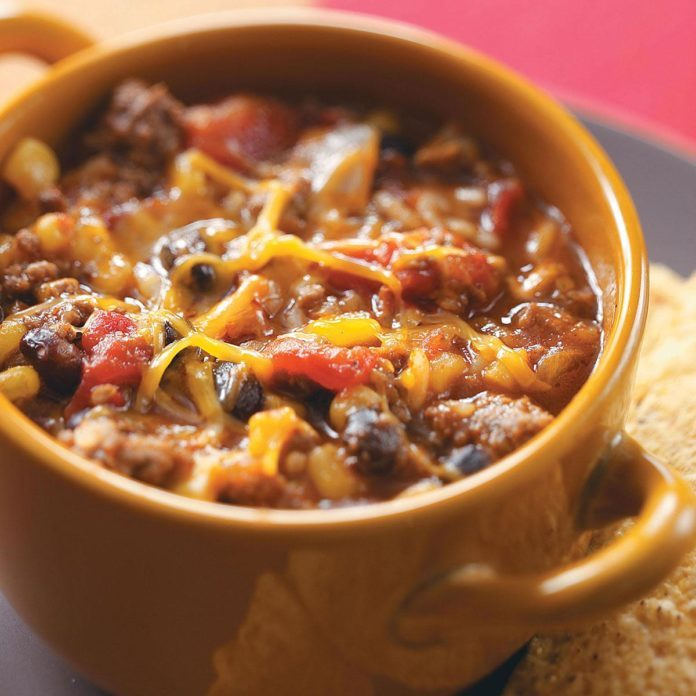 Slow Cooker Southwest Beef Stew