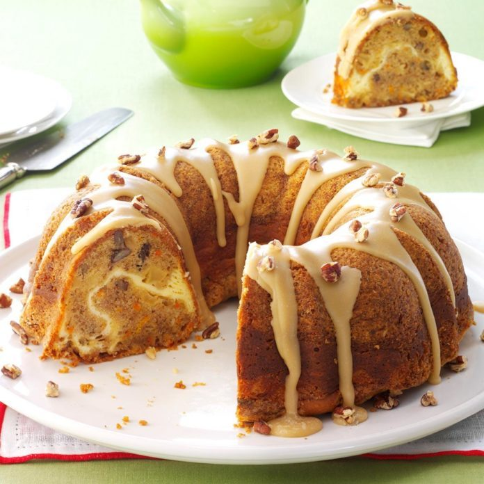 Georgia: William Tell's Never-Miss Apple Cake