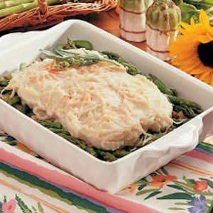 Asparagus Shepherd's Pie
