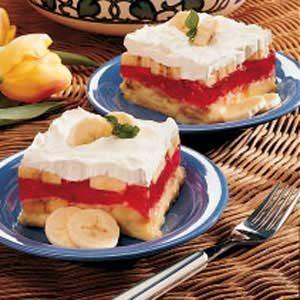 Layered Pudding Dessert